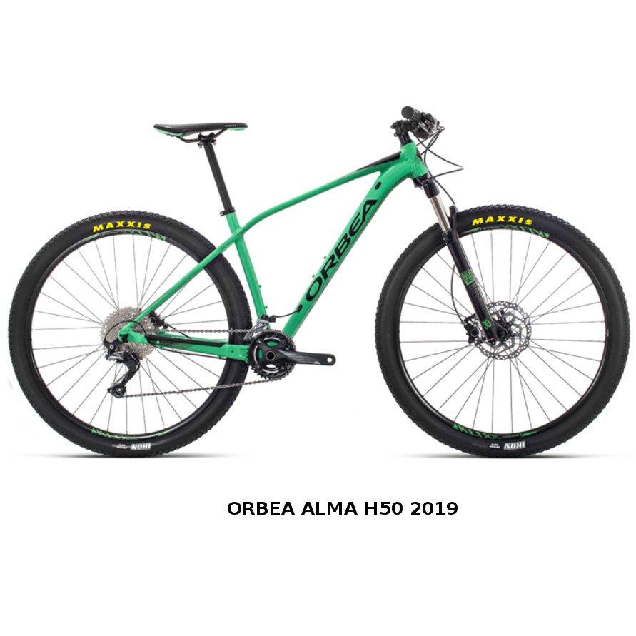 ORBEA ALMA fiets huren in torrevieja