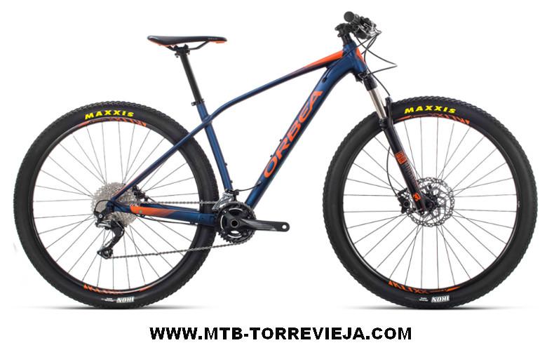 ORBEA ALMA 2019 fiets huren in torrevieja