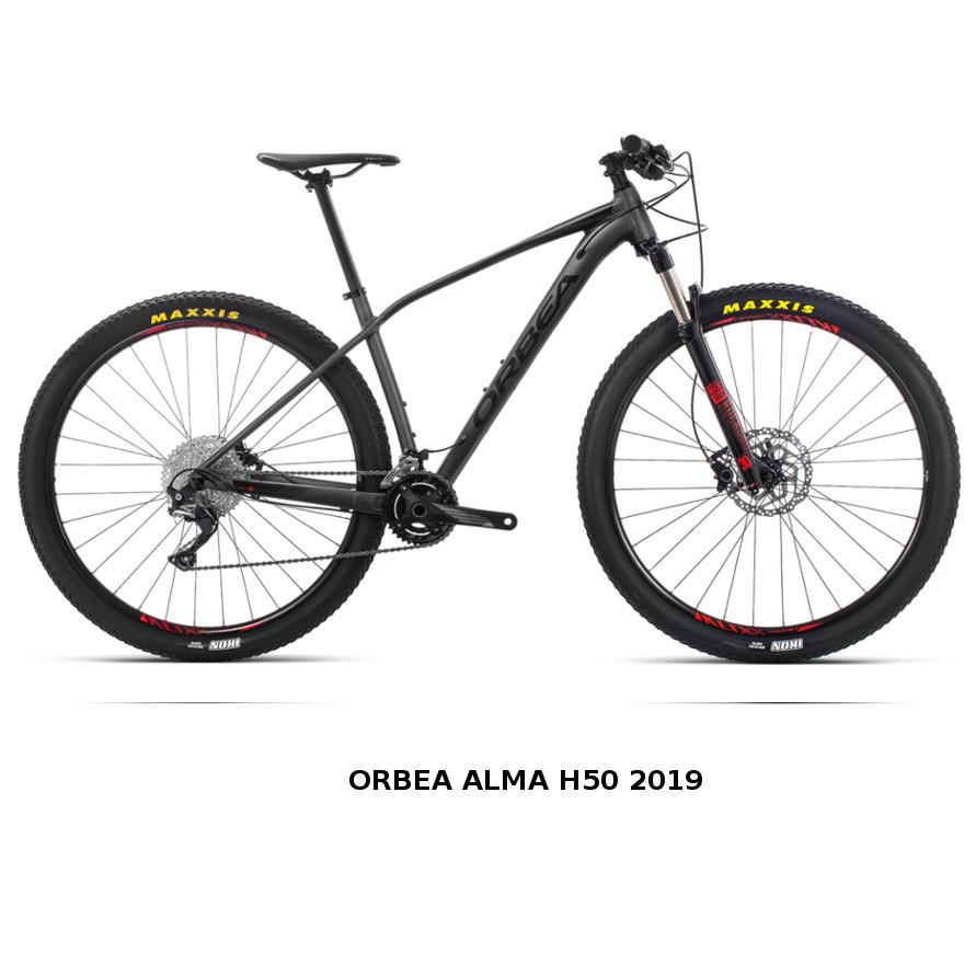 ORBEA ALMA 2019 BIKE RENTAL Torrevieja alicant