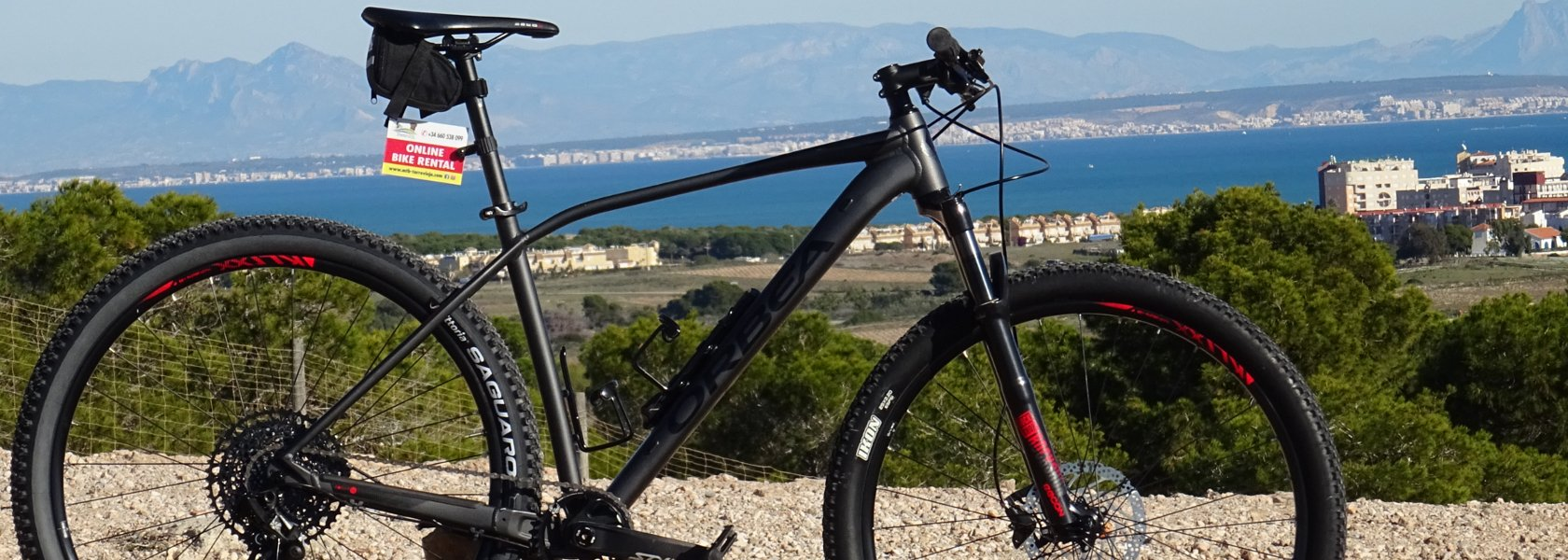 MTB Torrevieja bike rental