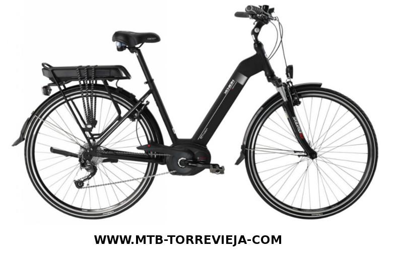 e-bike fietsverhuur Torrervieja