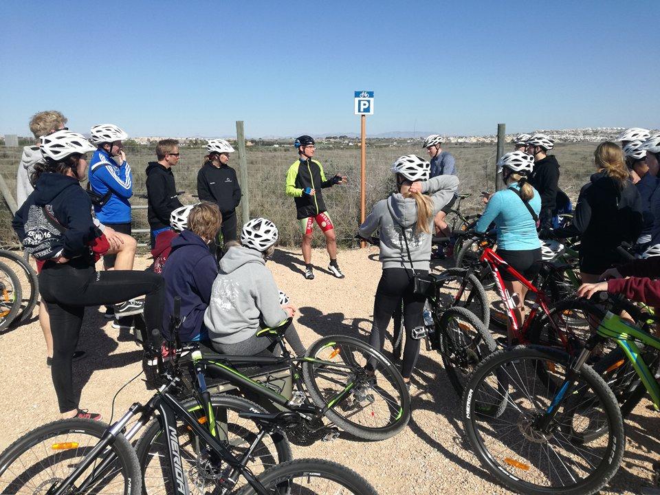 Alquiler de bicicletas y rutas mtb guiadas en torrevieja