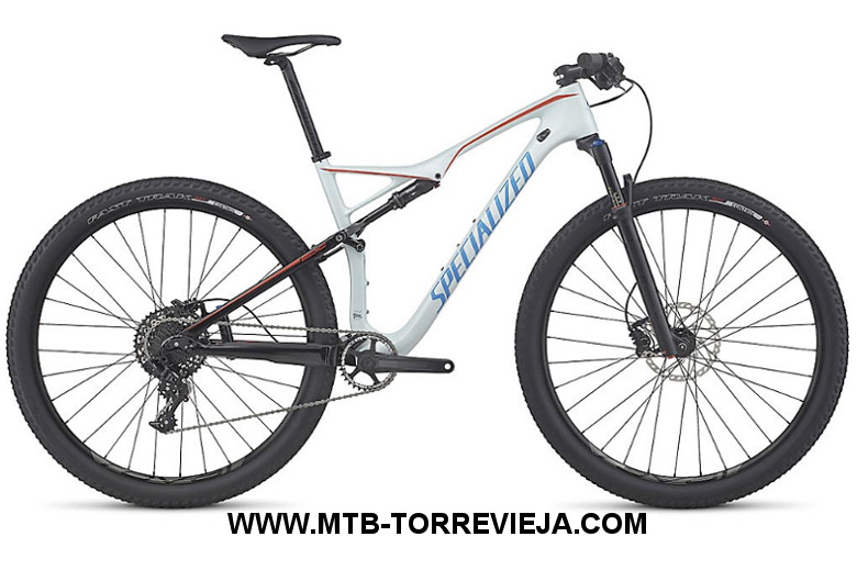 Rent an Specialized epic in Torrevieja
