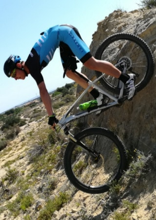 Bike rent torrevieja