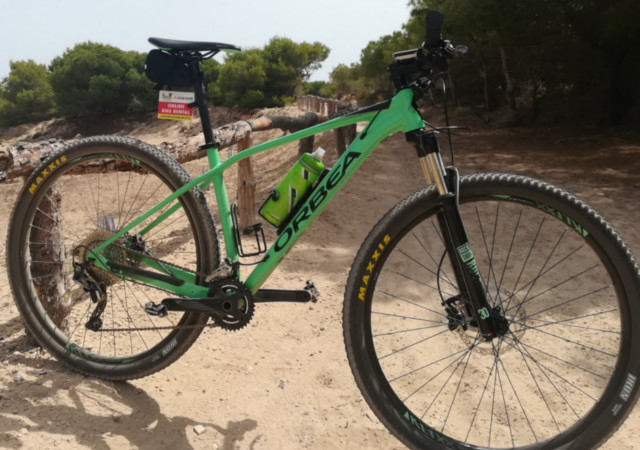 Bike hire torrevieja
