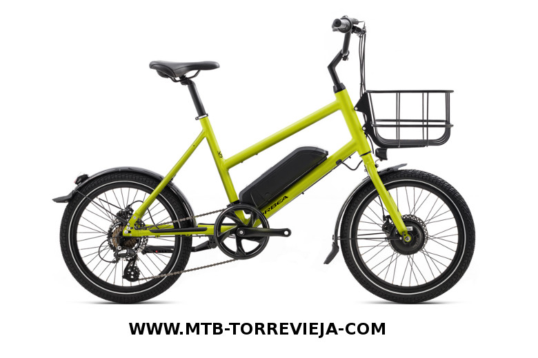 E-city bike rental in Torrevieja