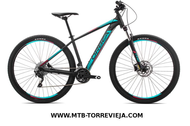 ORBEA MX 30 fiets huren in torrevieja