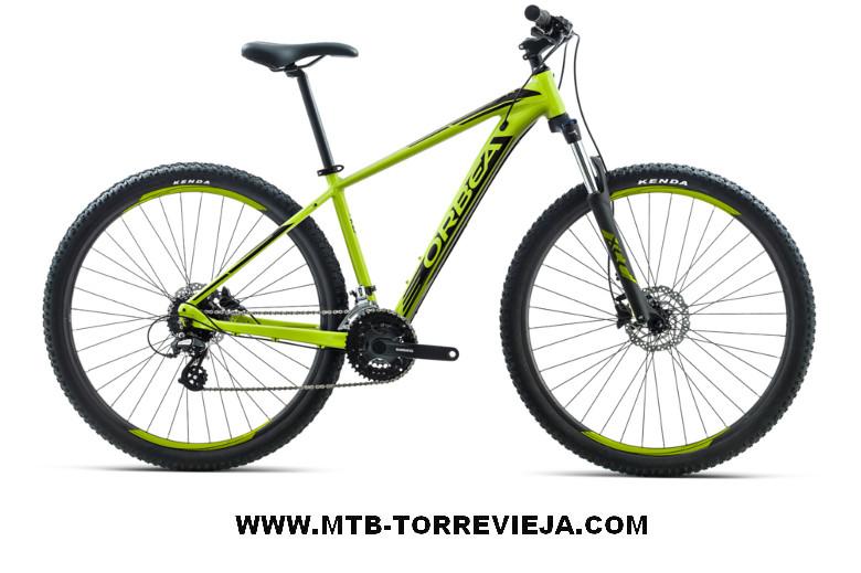 Orbea mx 50 fiets huren in torrevieja