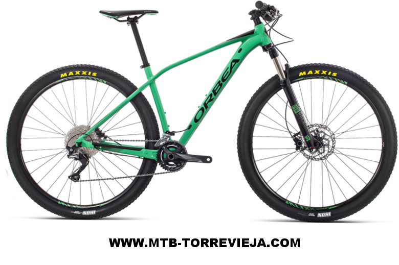 Rent an Orbea Alma in Torrevieja