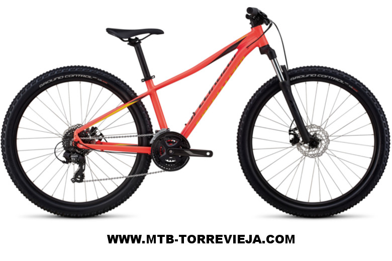 SPECIALZIED PITCH 650B 2018 WOMAN