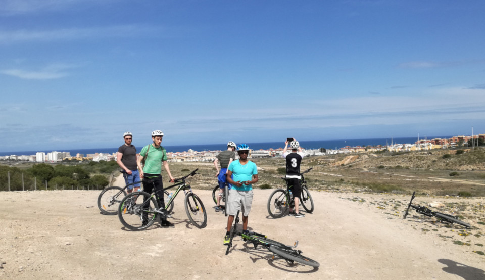 Bike tours Torrevieja